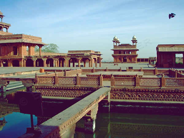 Fatehpur-Sikhri